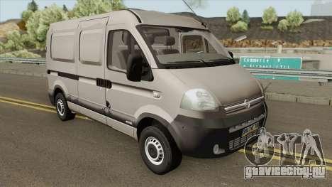 Opel Movano (Short Kombi V2) для GTA San Andreas