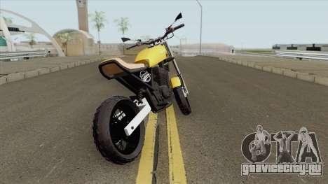 Paragon (Honda Twister 250) для GTA San Andreas