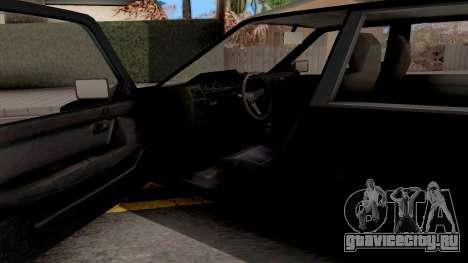 GTA IV Dinka Hakumai для GTA San Andreas