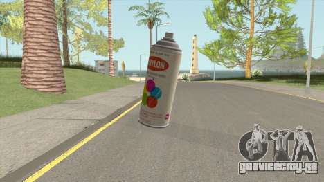 Spray Can HQ для GTA San Andreas