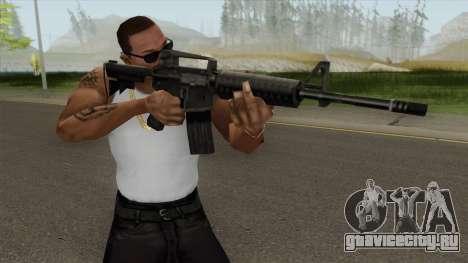 M4 V1 (MGWP) для GTA San Andreas