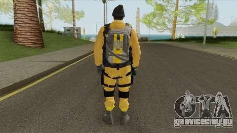 Skin Random 181 (Outfit Heist) для GTA San Andreas