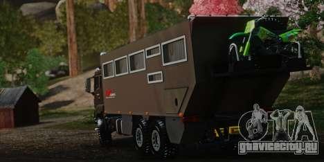 MAN HOME LPcars для GTA San Andreas