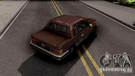 Manana GTA VC для GTA San Andreas