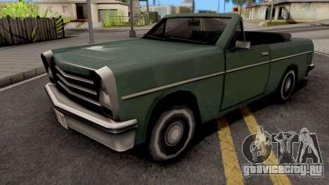 Declasse Biennial v2 для GTA San Andreas