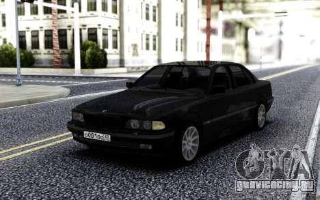 BMW 730i E38 для GTA San Andreas