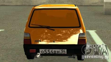 ВАЗ 1111 GOLD для GTA San Andreas