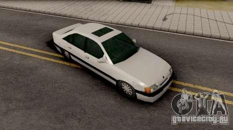 Opel Omega SA Style v2 для GTA San Andreas
