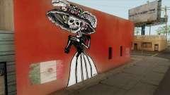 Mural La Catrina (Mexicana)