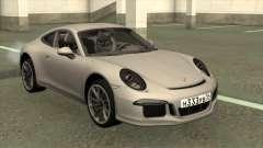 Porsche 911 R 2016 Stock для GTA San Andreas