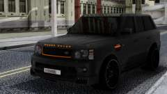 Land Rover Range Rover Sport 2012 Reload для GTA San Andreas