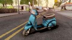 Faggio GTA VC для GTA San Andreas