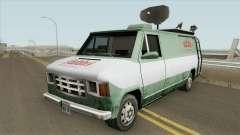 Duta TV Newsvan для GTA San Andreas