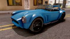 Declasse Mamba GTA V IVF Style для GTA San Andreas
