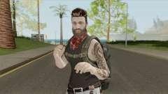 Skin Random 184 (Outfit Gunrunning) для GTA San Andreas