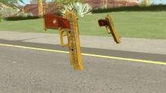 Hawk And Little Pistol (Luxury Finish) V1 GTA V