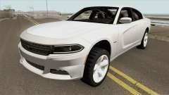 Dodge Charger SXT Saudi Drift