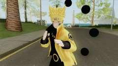 Naruto Uzumaki Bijuu (Jump Force) для GTA San Andreas