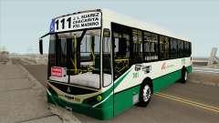 Linea 111 Metalpar Iguazu II Agrale MT15 Interno для GTA San Andreas