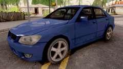 Lexus IS 300 2001 для GTA San Andreas