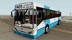 Linea 405 Metalpar Iguazu II Agrale MT17 Interno для GTA San Andreas