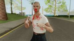 Jose With Blood From The Introduction для GTA San Andreas