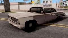 Declasse Savanna 1960 для GTA San Andreas