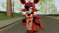 Foxy V7 (FNaF) для GTA San Andreas