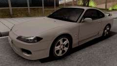 Nissan Silvia S15 Grey для GTA San Andreas