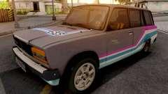 ВАЗ 2104 Sport Drift Car для GTA San Andreas