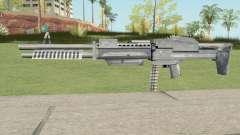 Machine Gun V1 (MGWP) для GTA San Andreas