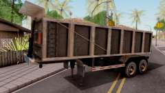 Trailer Volco (Desgastado) для GTA San Andreas