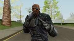 Nick Fury (Marvel Contest Of Champions) для GTA San Andreas