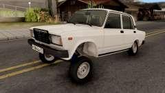 ВАЗ 2107 Avtosh Style для GTA San Andreas