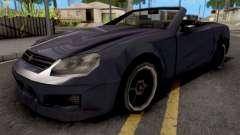 Benefactor Feltzer IV SA Style для GTA San Andreas