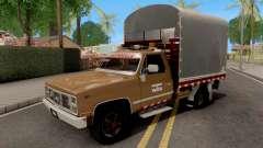 Chevrolet C10 Con Estacas для GTA San Andreas