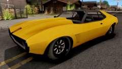 Schyster Deviant GTA V v2 для GTA San Andreas