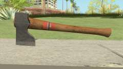 Hatchet (Clean) GTA V для GTA San Andreas