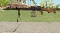 CSO PKM Machine Gun для GTA San Andreas