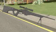 New Sniper Rifle MQ для GTA San Andreas