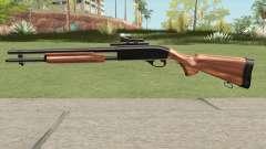 Shotgun (High Quality) для GTA San Andreas