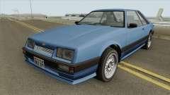 Vapid Uranus (Tunable) GTA IV для GTA San Andreas