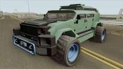 HVY Menacer GTA V IVF для GTA San Andreas