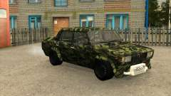 ВАЗ 2105 Камуфляж Дрифт для GTA San Andreas