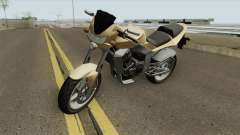 Vader GTA 5 (Texturas Arregladas) для GTA San Andreas