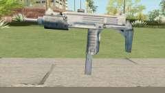 Uzi V1 (MGWP) для GTA San Andreas