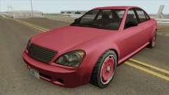 Benefactor Schafter GTA IV (SA Style) для GTA San Andreas