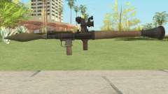 RPG 7 (Medal Of Honor 2010) для GTA San Andreas