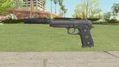 Silenced Pistol (Max Payne 3) для GTA San Andreas