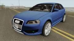 Audi A3 2010 для GTA San Andreas